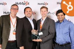 ClearRisk Hubspot Award