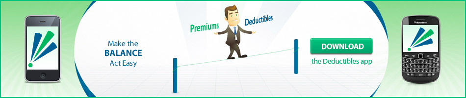 ClearRisk Deductibles App