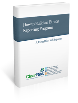 ethics reporting program whitepaper