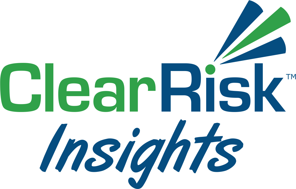 ClearRisk Insights Logo